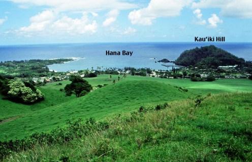 Hana-Bay-Kauiki-Hill