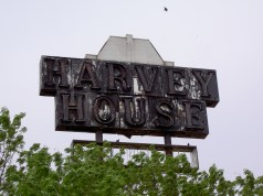 Harvey_House_Sign