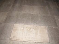 Hawaii Memorial Stone-Washington Monument-NOAA