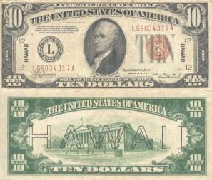 Hawaii_Overprint-10_Dollar-Bill