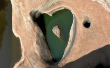 Heart-Shaped-Hole-Near-Hampi-Karnataka-south-India
