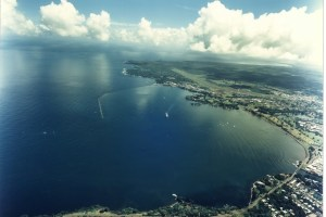 Hilo Bay and Breakwater