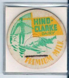 Hind-Clarke Dairy-Milk Cap