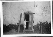 Hokuloa Church HABS-LOC Entrance Door