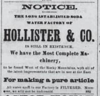 Hollister & Co -Saturday Press, February 25, 1882
