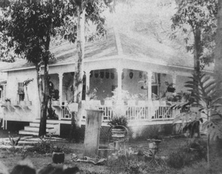 Home believed to be one of Liliuokalani's residences