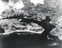 Honolulu Harbor-1950s