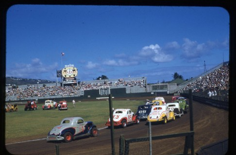 Honolulu Stadium Stock Car racing-(fulton)