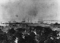 Honolulu_wharf_in_1890,_showing_the_Chinese_fish_market_on_Kekaulike_street-(WC)