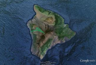 Honuaino Apupuaa-IslandBreath-GoogleEarth
