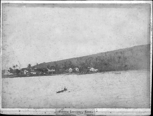 Hookena Landing, Kona