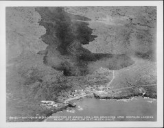 Hoopuloa landing from Mauna Loa eruption, Hawaii Island - April 18, 1926-PP-29-6-013