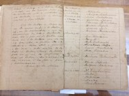 Hiram Bingham Baptismal Book-Noting Dec 4, 1825