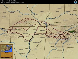 Indian_Removal-Trail of Tears-map