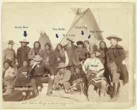 Indians Chiefs and US Officials