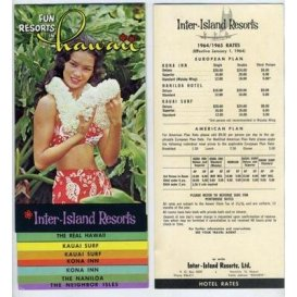 Inter-Island Resorts-brochure