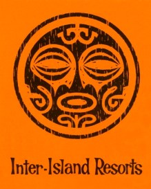 Inter-Island Resorts-matchbook cover
