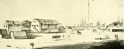 Interior_of_the_Fort,_Honolulu_Harbor-1830s-1840s
