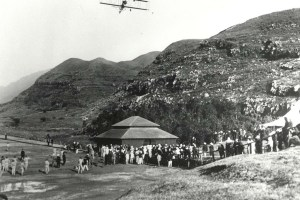 First Flight in Hawai'i – 1910