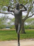 Jesse Owens Statue - Cleveland