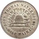 John Thomas Waterhouse-Token