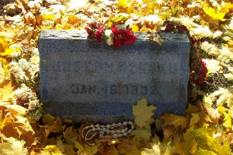 Joseph Kekuku-Gravestone Dover NJ