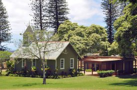 Ka Lokahi oka Malamalama church at lodge_at_koele