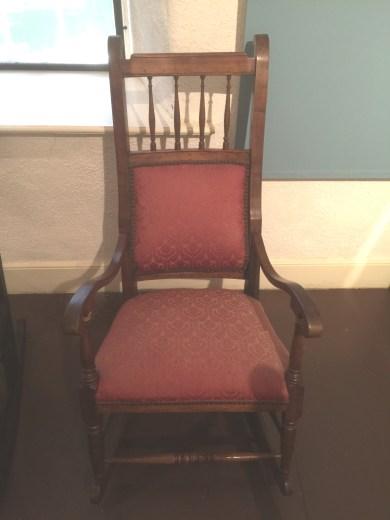 Kaahumanu Rocking Chair