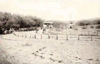 Kaanapali's Koko O Na Moku Horse Racing Track (closed in 1918)