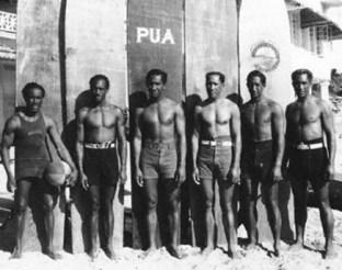 Kahanamoku Brothers