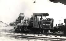 Kahului Railroad Steam Locomotive-WC-1911