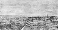 Kailua, about 1836. As it appeared to one of Mrs. Thurston's daughters.