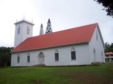 Kalahikiola Church-after restoration-(MasonArchitects)