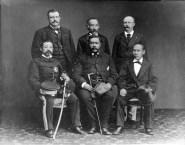 Kalakaua_in_Japan_(1881)