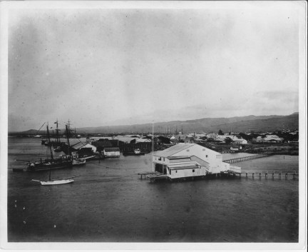 Kalakaua's Boat House-PP-96-14-007