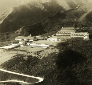 Kamehameha School for Girls campus is the first to be completed on Kapälama Heights-(KSBE)-1931