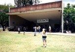 Kapiolani Bandstand-1986 construction (star-bulletin)