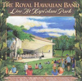 Kapiolani Bandstand-Royal_Hawaiian_Band