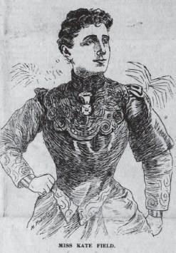 Kate Field-Hawn Gazette-May 22, 1896
