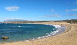 Kawa'aloa Beach Mo'omomi Moloka'i-kyle