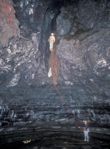 Kazumura Cave-Olaa Pig Drop