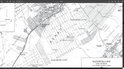 Kazumura Cave map