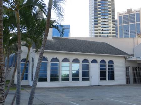 Ke Alaula O Ka Malamalama Ka Ho'omana Na'auao Church - side