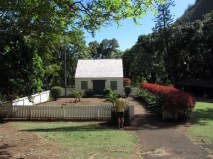 Kepaniwai Park and Heritage Gardens missionary house