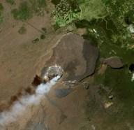 Kilauea Aerial