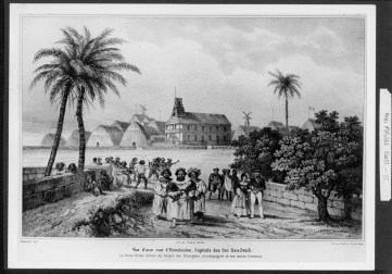 Kinau-Returning from Church-PP-98-2-007-1837