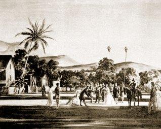 King Kamehameha IV & Queen Emma went door to door seeking donations to build what became the Queen's Medical Center