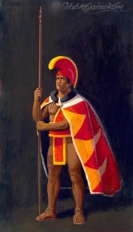 King_Kamehameha-with correct sash-(HerbKane)