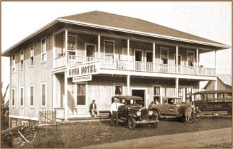 Kona_Hotel-Pulama ia Kona-Kona Historical Society