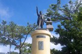 Kyuzo_Toyoma-Statue-Kin_Okinawa